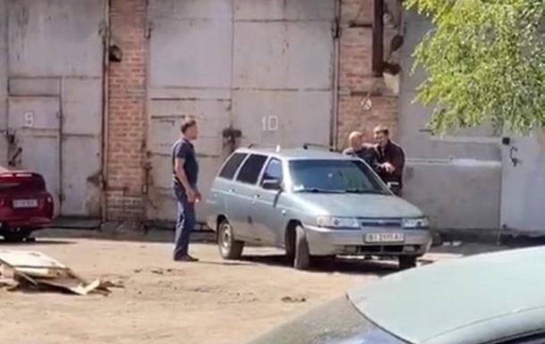 Силовики затримали полтавського загарбника - ЗМІ