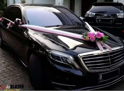 Tarif Sewa Mobil Mewah untuk Pernikahan.