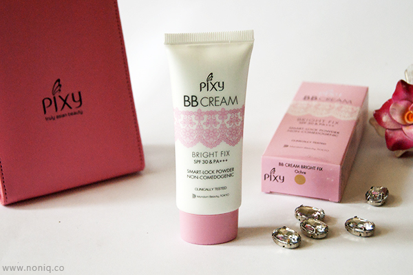 Image result for Pixy Bright Fix BB Cream