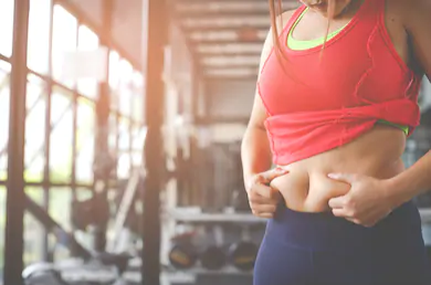 How to reduce belly fat.
