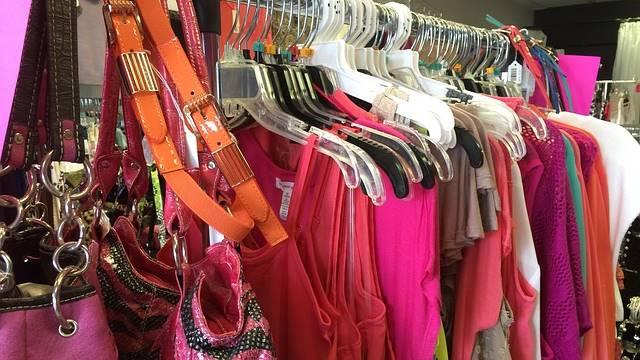 Closet desorganizado