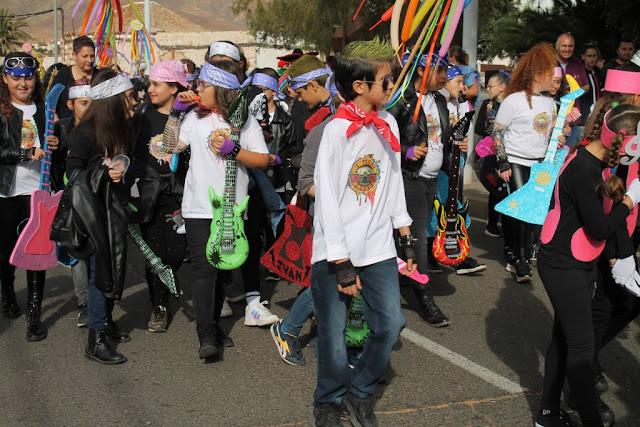 Cabalgata%2BMascaritas%2BCarnaval%2BAntigua%2B2020%2B%25283%2529 - Fuerteventura.- Colorida Cabalgata de Mascaritas en el Carnaval Antigua 2020