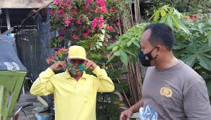 Peduli Covid, Kapolres dan Dandim Turun ke Jalan Membagikan Masker Secara Langsung ke Masyarakat