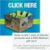 Free Garnier Recycling Bin