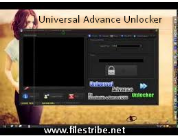 Universal Advance Unlocker Software Latest V1.0 Free Download