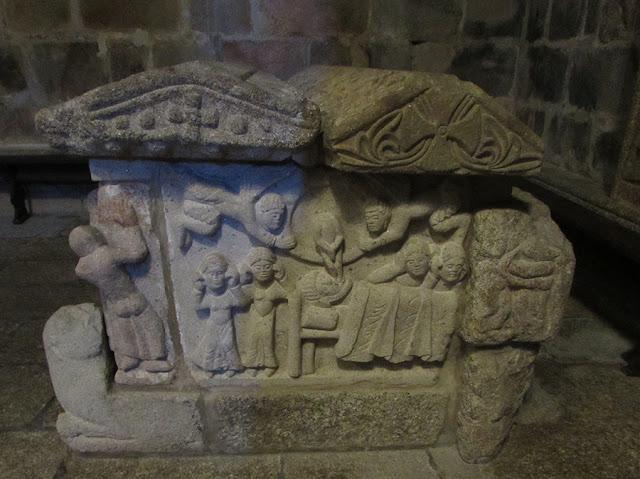 túmulo de Egas Moniz