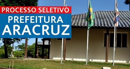 Concurso Prefeitura de Aracruz 2017