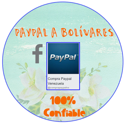 cambia de paypal a bolivares
