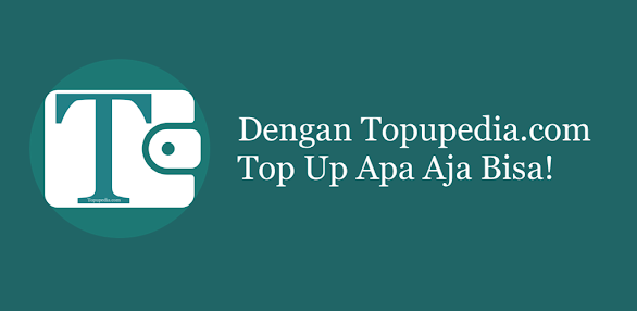 Topupedia.com Distributor Pulsa, TV Voucher, Paket Data, Token PLN, dan PPOB