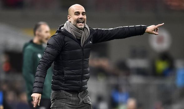 Manchester City manager Pep Guardiola wants Barcelona defender at Etihad