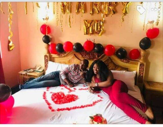 See Throwback And Pre-wedding Photos of Couple Who Have Been Dating Since 1999 #Arewapublisize