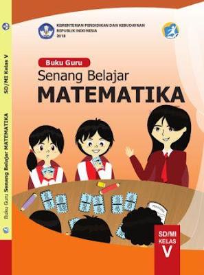 buku matematika kelas 5 sd kurikulum 2013 revisi 2018