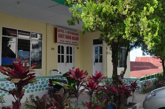 Hotel Bukit Indah, Malino || JelajahSuwanto