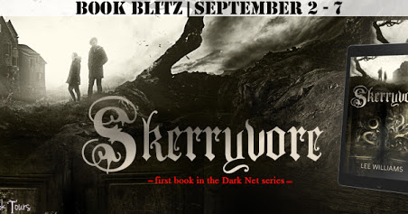 Book Blitz: Skerryvore by Lee Williams (Excerpt + Giveaway)