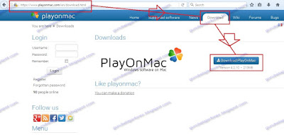 Cara Download PlayOnMac