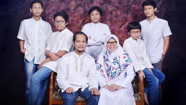 Bersama Keluarga Besar