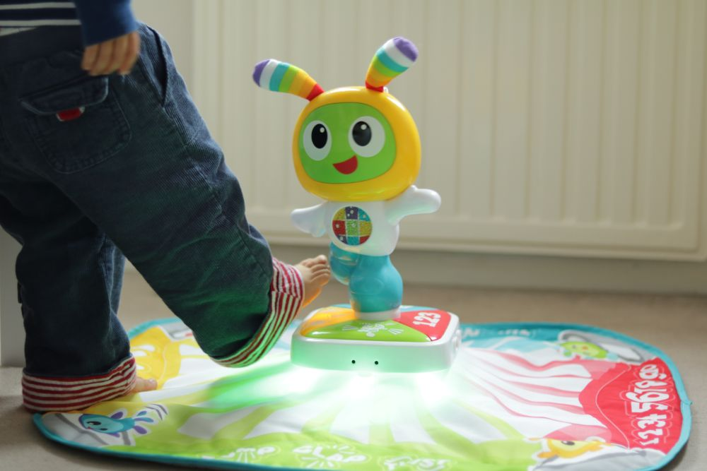 Review: Fisher-Price Bright Beats Learnin' Lights Dance Mat | Quite ...