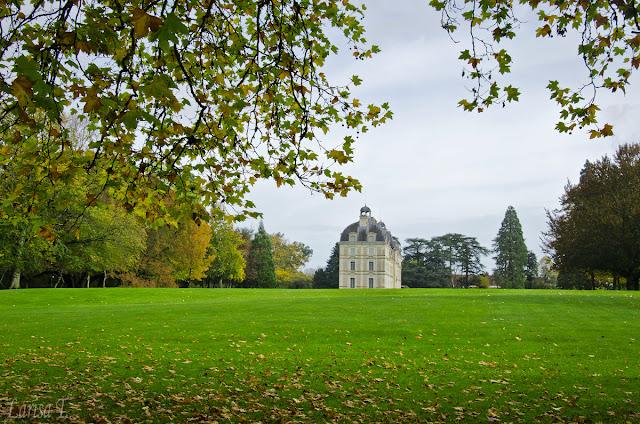 Castelul Cheverny Valea Loarei Franta