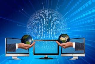 Transfering Data Between Two Computers - 2 Hand