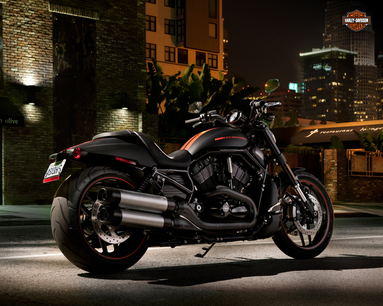 2012 Harley Davidson Vrscdx Night Rod Special: China Dress Dublog: Harley-Davidson VRSCDX Night Rod