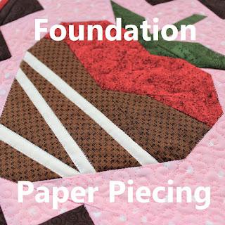 foundation paper piecing-paper piecing-quilt piecing-quilt tutorial