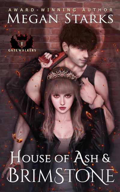House of Ash and Brimstone cover