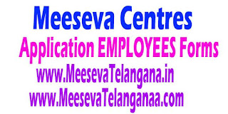 Aarogyasri MeeSeva Application EMPLOYEES Forms