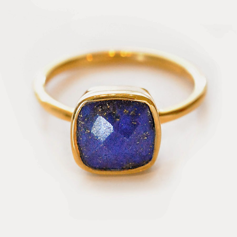 photos rings with beautiful gemstone