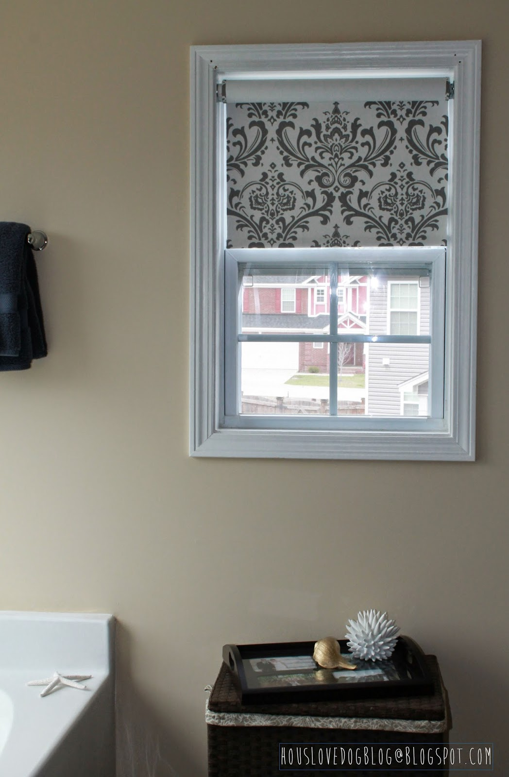 Ikea Hack Fabric Covered Tupplur Blinds