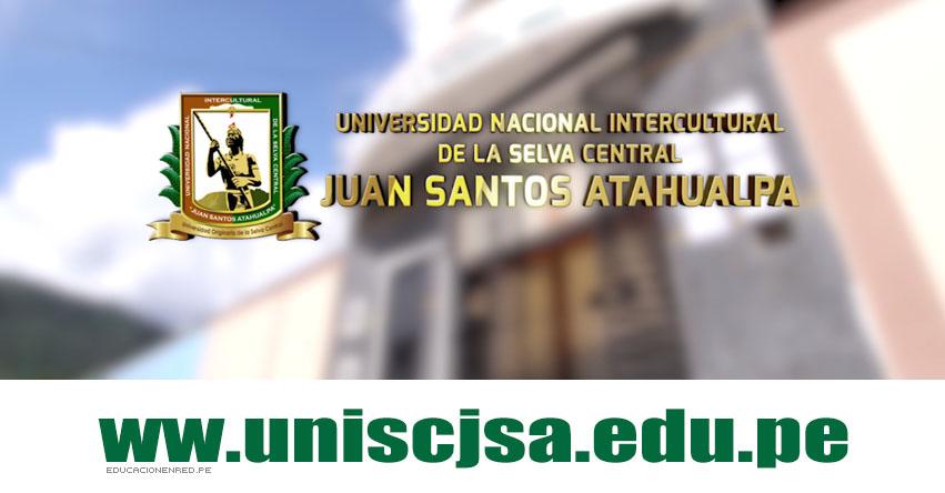 Resultados UNISCJSA 2019-1 (Domingo 7 Abril) Lista de Ingresantes - Examen de Admisión Ordinario - Universidad Nacional Intercultural de la Selva Central «Juan Santos Atahualpa» www.uniscjsa.edu.pe