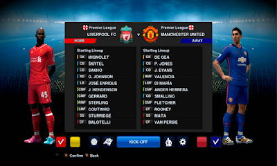 Player Transfers Updated PES 2015