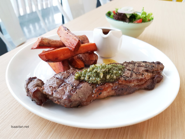 Grain Fed Sirloin Steak - RM74