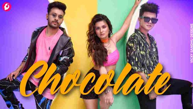 Chocolate Lyrics Tony Kakkar ft. Riyaz Aly & Avneet Kaur