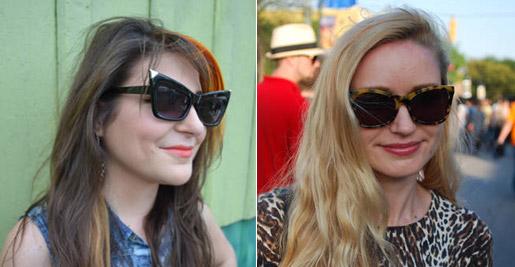 Os óculos escuros são um item indispensável aos fashionistas. Embora os  shapes continue parecidos nessa temporada, vemos algumas atualizações nos  modelos. 5dc85df9c7