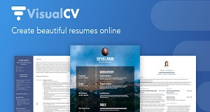 Resume Builder & CV Maker By VisualCV
