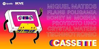 POZ 1 FESTIVAL CASSETTE Bogota 2019