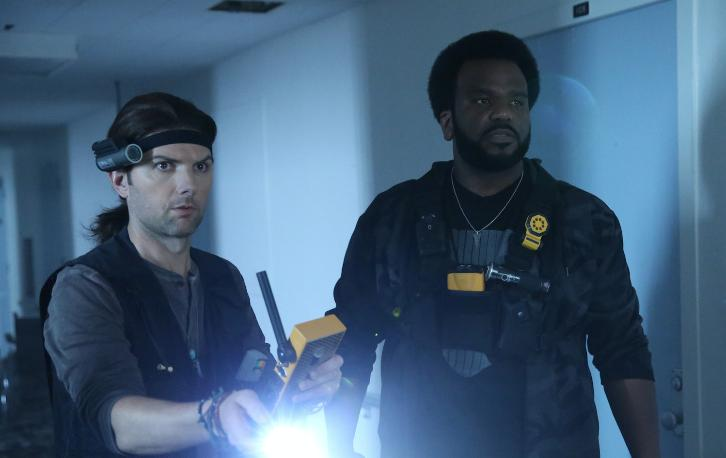 Ghosted - Episode 1.07 - Ghost Studz - Promo, Promotional Photos & Press Release