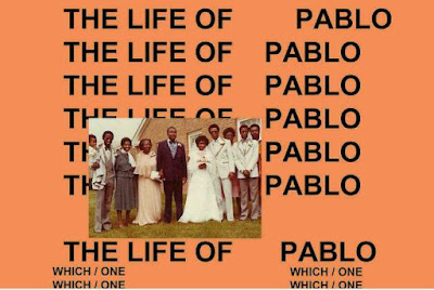 WHAT YEAR WAS THE LIFE OF PABLO RELEASED?