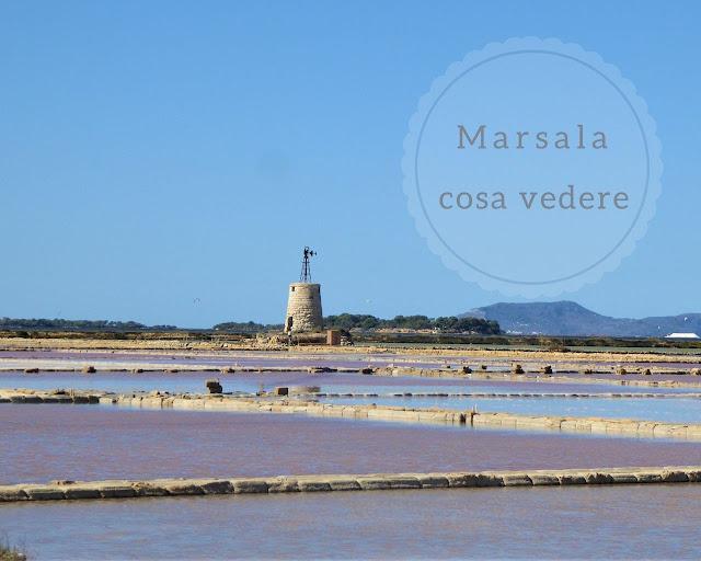 Marsala: visita alle saline di Mozia
