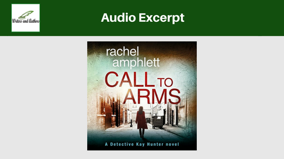 Audio Excerpt: Call To Arms by Rachel Amphlett