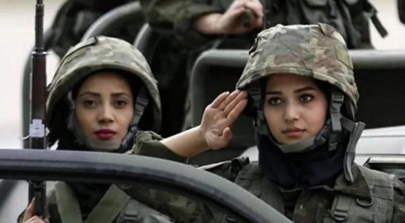 السعودية تعلن عن بدء تجنيد النساء في الجيش.. وهذه شروط التحاقهم؟