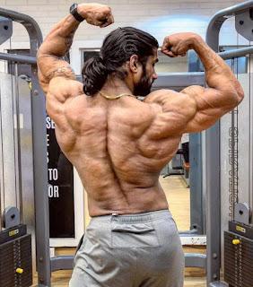 Bodybuilder Nitin Chandila Wikipedia