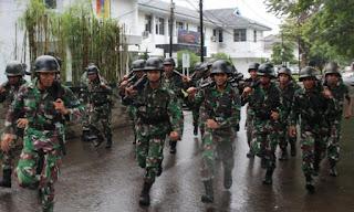 TNI : Netizen Indonesia akan bergerak melawan opini menyesatkan tentang Indonesia