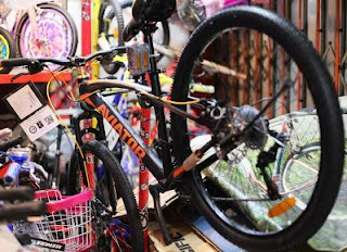 pusat jual beli sepeda baru dan bekas Malang
