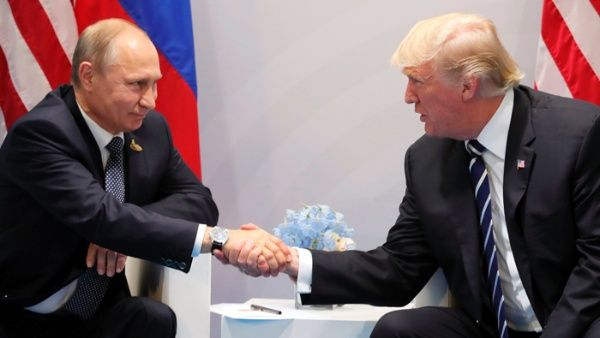 Putin y Trump acuerdan dialogar sobre temas de interés global