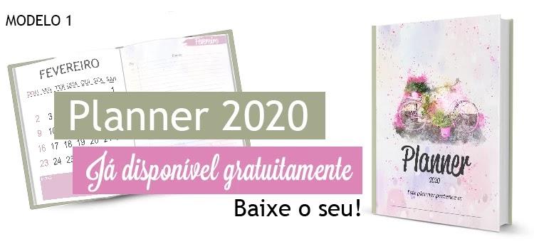 Planner 2020 grátis