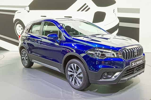 Maruti S-Cross 2020 petrol variant