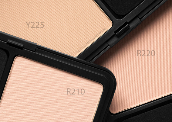 Make Up For Ever Matte Velvet Skin Blurring Powder Foundation Review Y225 R220 R210
