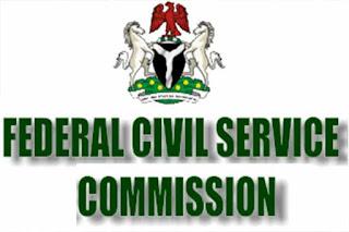 Https://Vacancy.Fedcivilservice.Gov.Ng - Federal Civil Service Commission (FCSC) Recruitment 2016. Sept. - Oct.