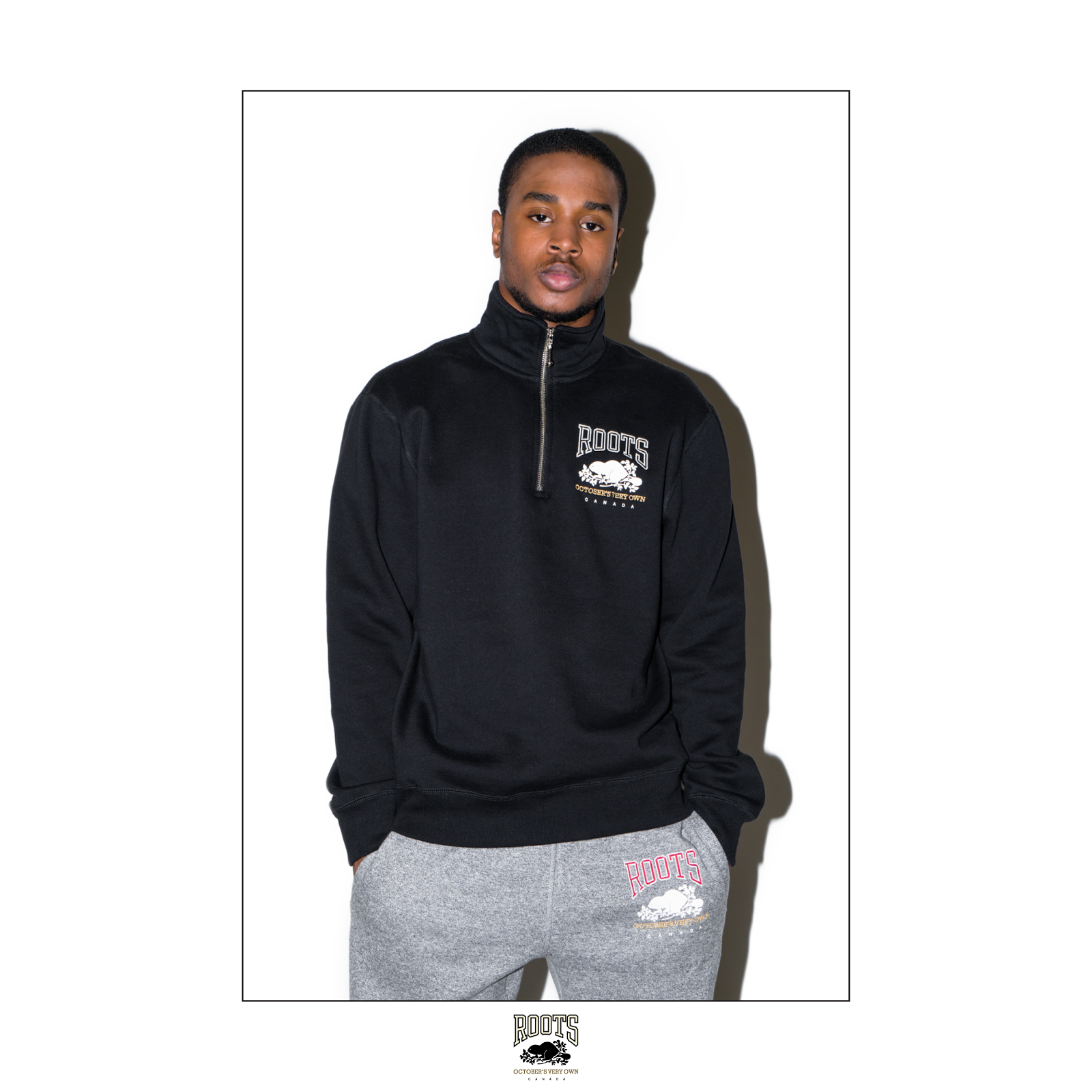 octobers very own ovo x roots fall 2016 made in canada lookbook